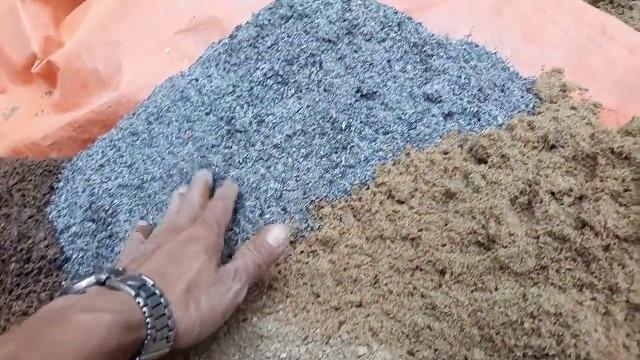 Có rất nhiều nguyên liệu để tự pha trộn đất